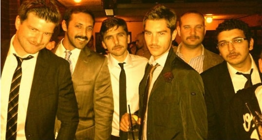 It's facial fuzz and fashion in the name of Movember at Hult