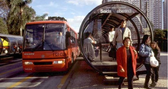 Greenovate! City of Curitiba, Brazil Rapid Transit System [Innovation Excellence]
