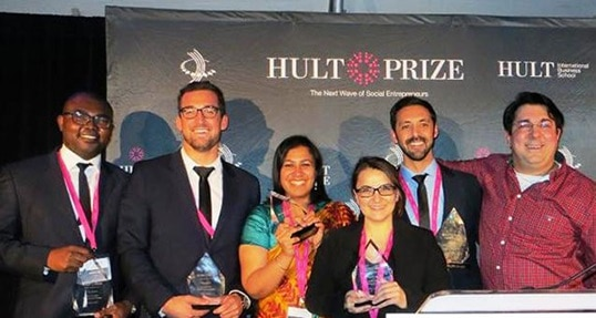 Million Dollar Hunger Reality Show: The Hult Prize [Huffington Post]