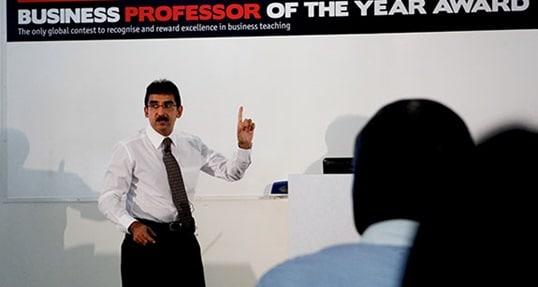 Prof Idol: Four professors, one class, $100,000 prize [BBC]