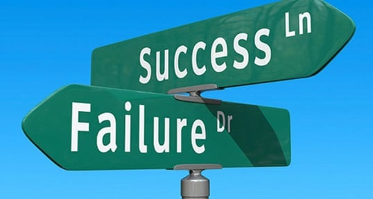 Don't Be Afraid of Failure: Get to Know It Well—Your Career Will Thank You