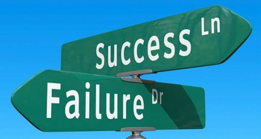 The Best Way to Deal With Failure? Fail (Repeatedly)