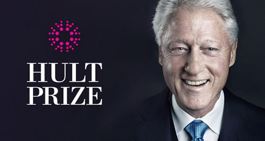 Five Student Teams to Compete for $1 million Hult Prize