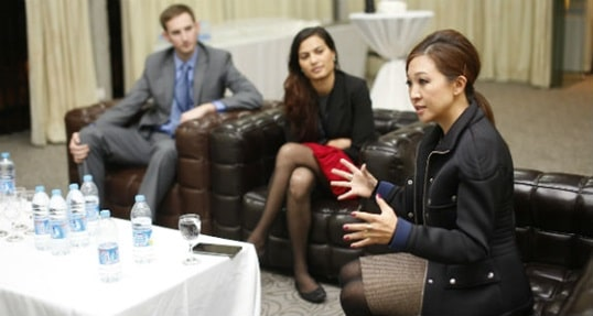 Launch of Hult Visionary Speaker Series: Peggy Liu's Electrifying Talk