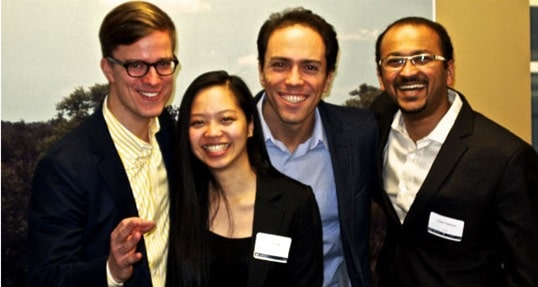 """Team Amrit hopes to bring """"nectar of life"""" to urban slums as the campus winner of the Hult Prize challenge"""