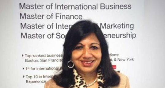 Storify Highlights from the Hult Visionary Speaker Series with Kiran Mazumdar Shaw