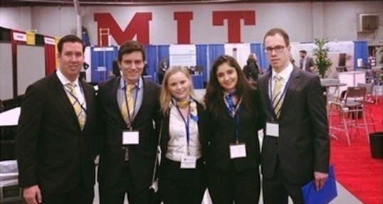 Hult Boston Students Help Organize MIT European Career Fair