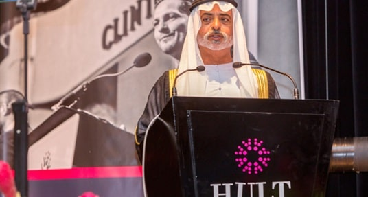 Minister Dubs Dubai An Entrepreneurial Paradise