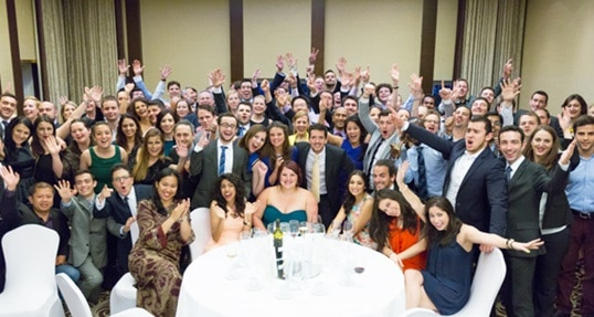 Alumni Summit 2014: Day 1