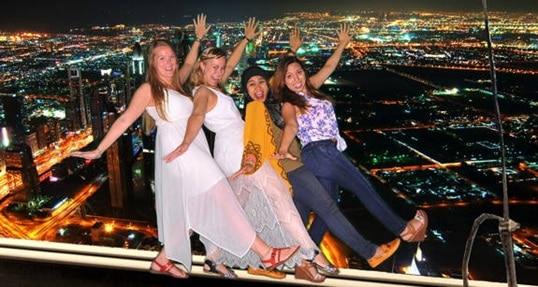 Malaysian in Dubai