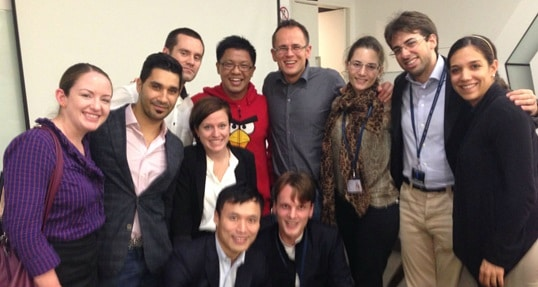 Angry Birds, Urban Economies, and a Hero of the Environment at Hult Shanghai
