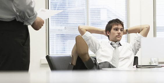 Arrogant MBA Students are Products of Role Modelling [Financial Times]