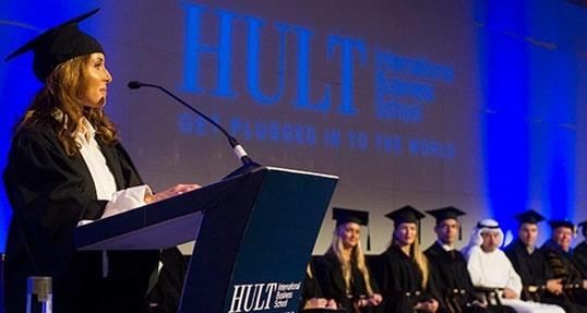 Hult Graduation 2014 - speech