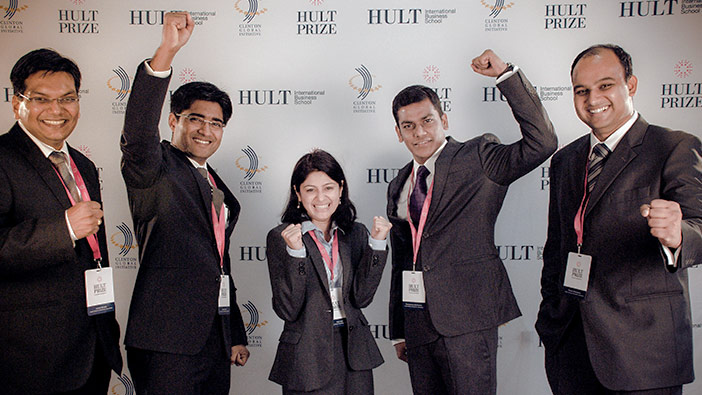 Hult Prize 2014 winners