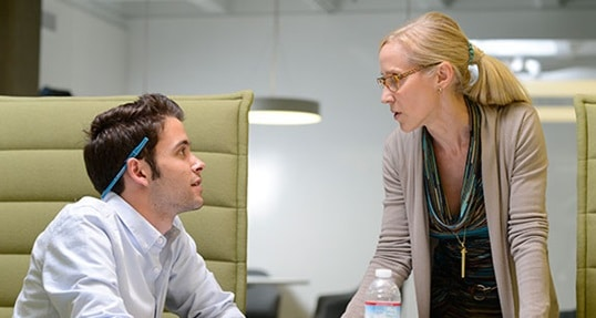 The Surest Way to Make a Woman Angry at Work? [Huffington Post]
