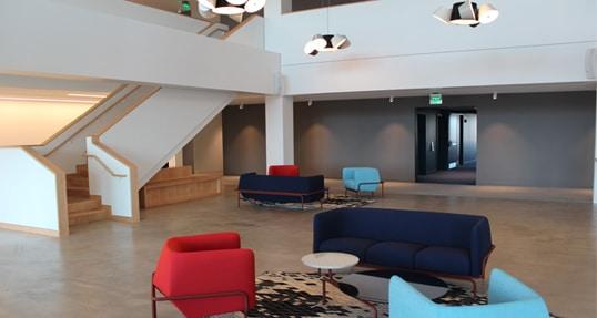 Hult Boston renovates campus