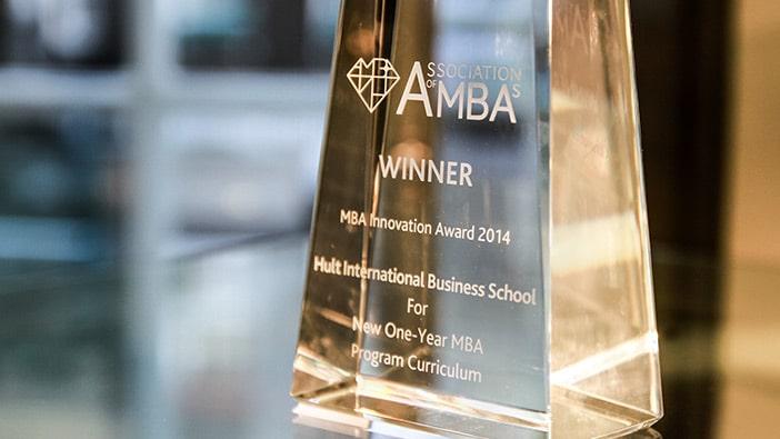Hult WINS AMBA's 2014 MBA Innovation Award