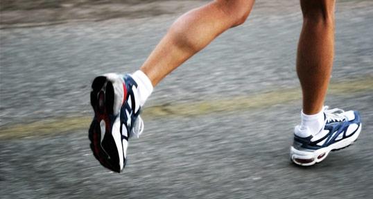 You job search marathon runner