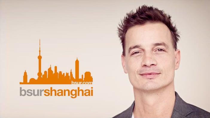 BSUR Shanghai's Managing Partner, Wilbert Kragten, visits Hult Shanghai