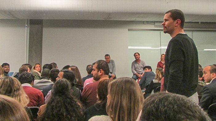 Hult San Francisco hosts premier recruiter panel