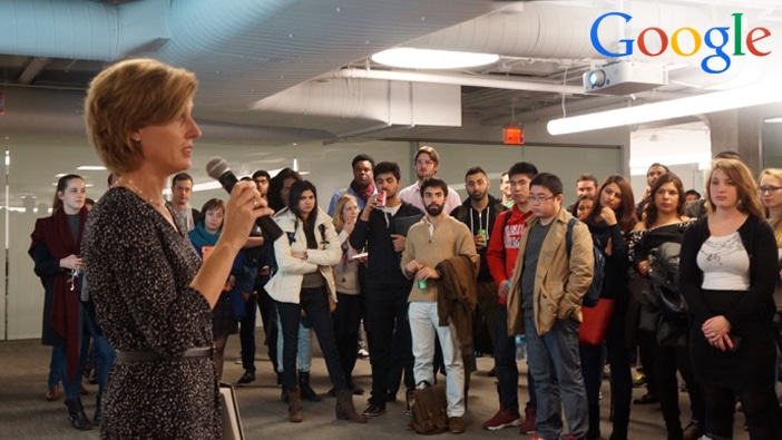 Hult San Francisco competes in the Google Online Marketing Challenge