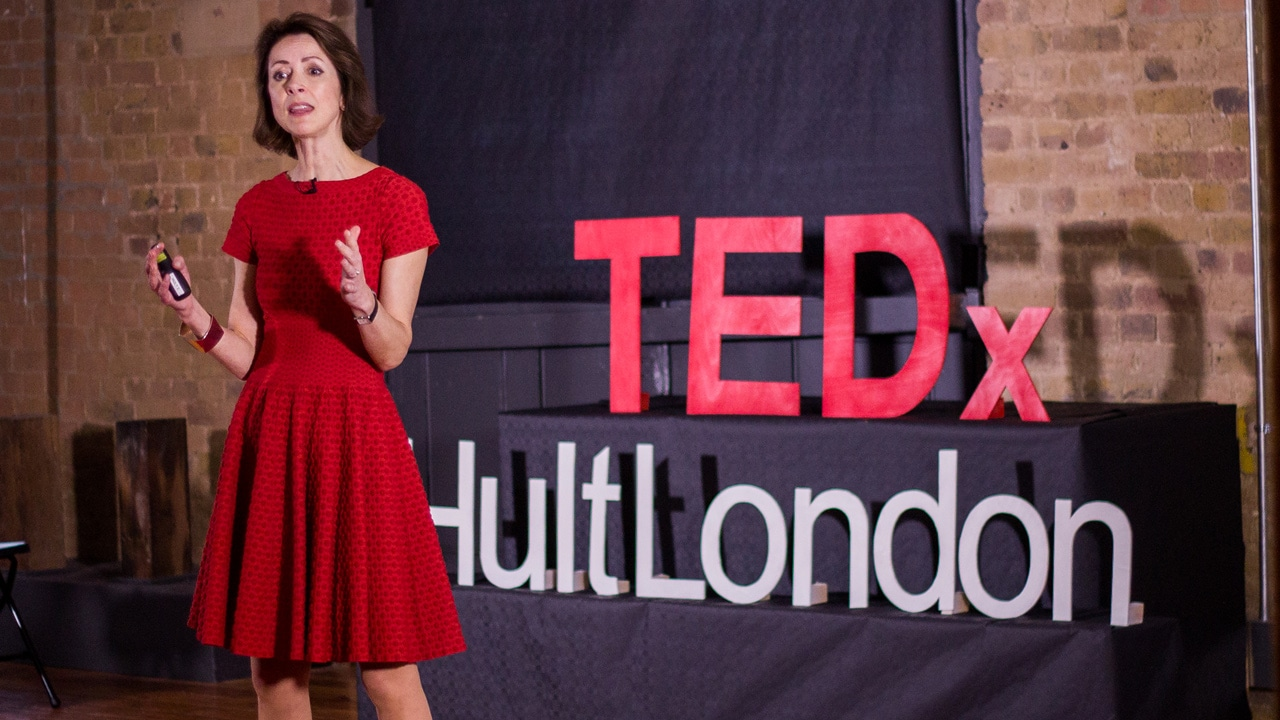TEDx Hult London event