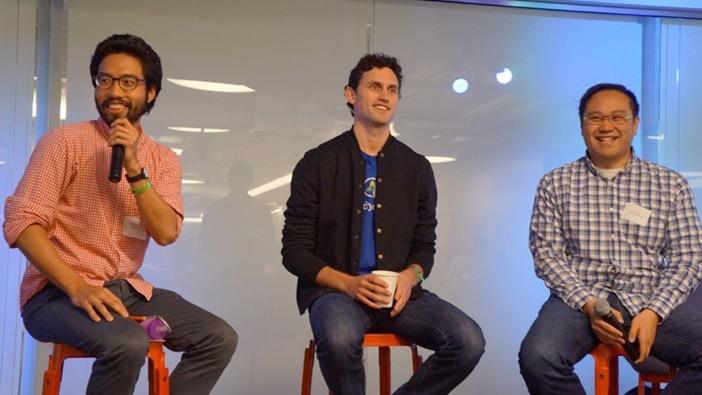 Keynote speakers at International Startup Marketplace at Hult San Francisco