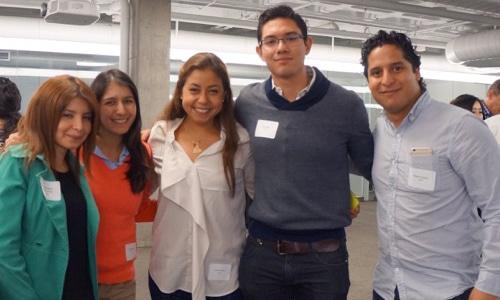 Group of Hult San Francisco students