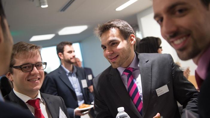 Corporates on Campus: ALPFA Event [Hult on BostInno]