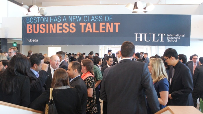 Career Open House at Hult Boston