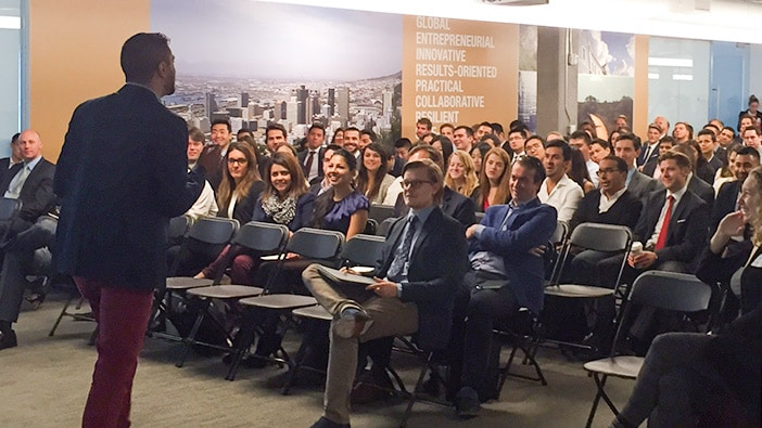 Career Open House at Hult San Francisco