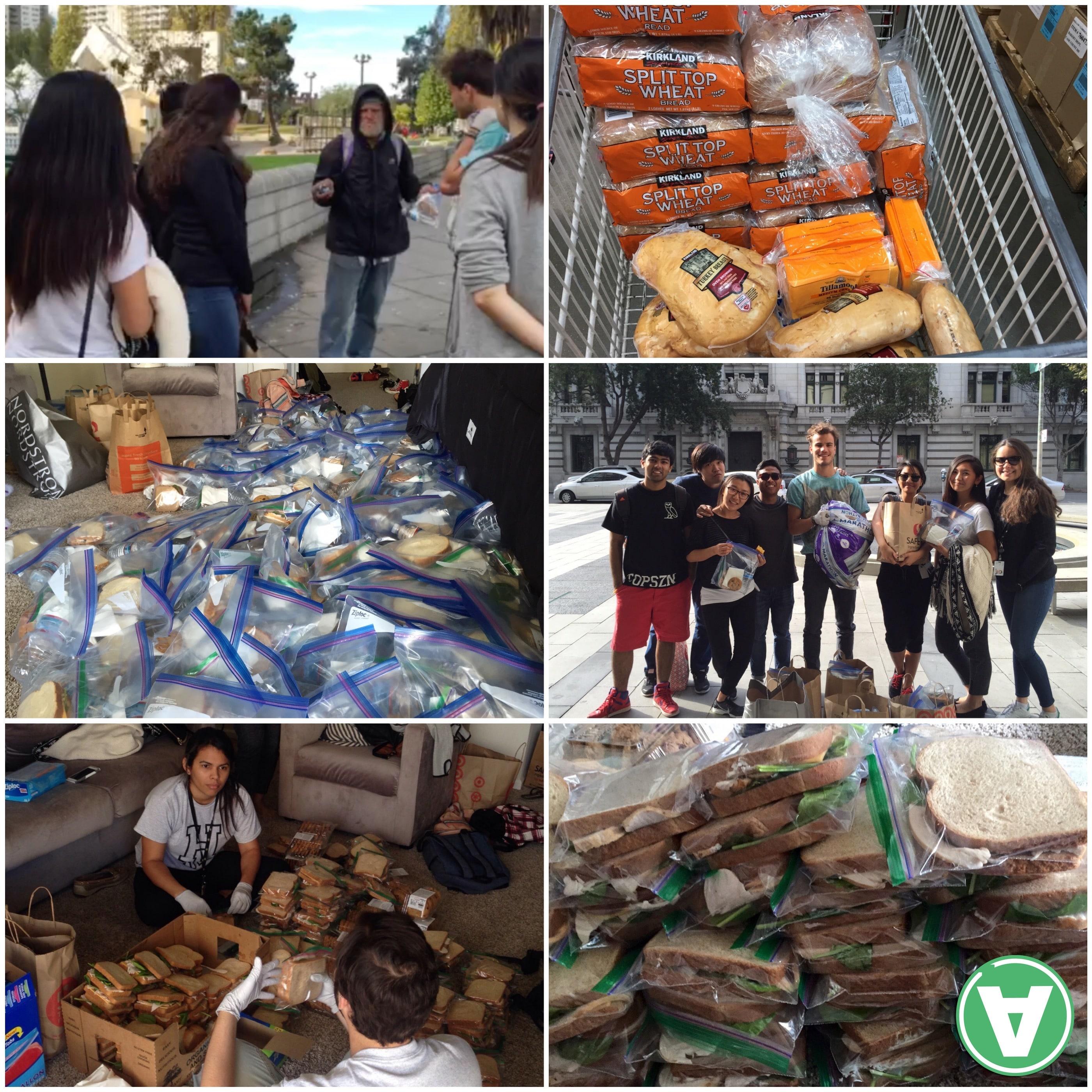 Hult San Francisco students help homeless