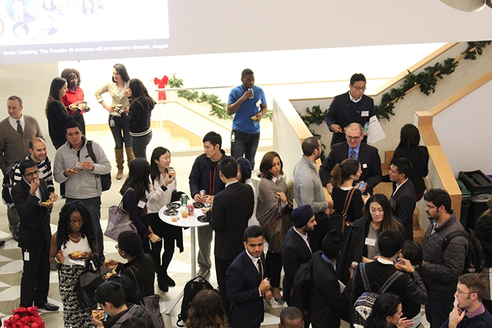 Hult's vast global network key to alumni success