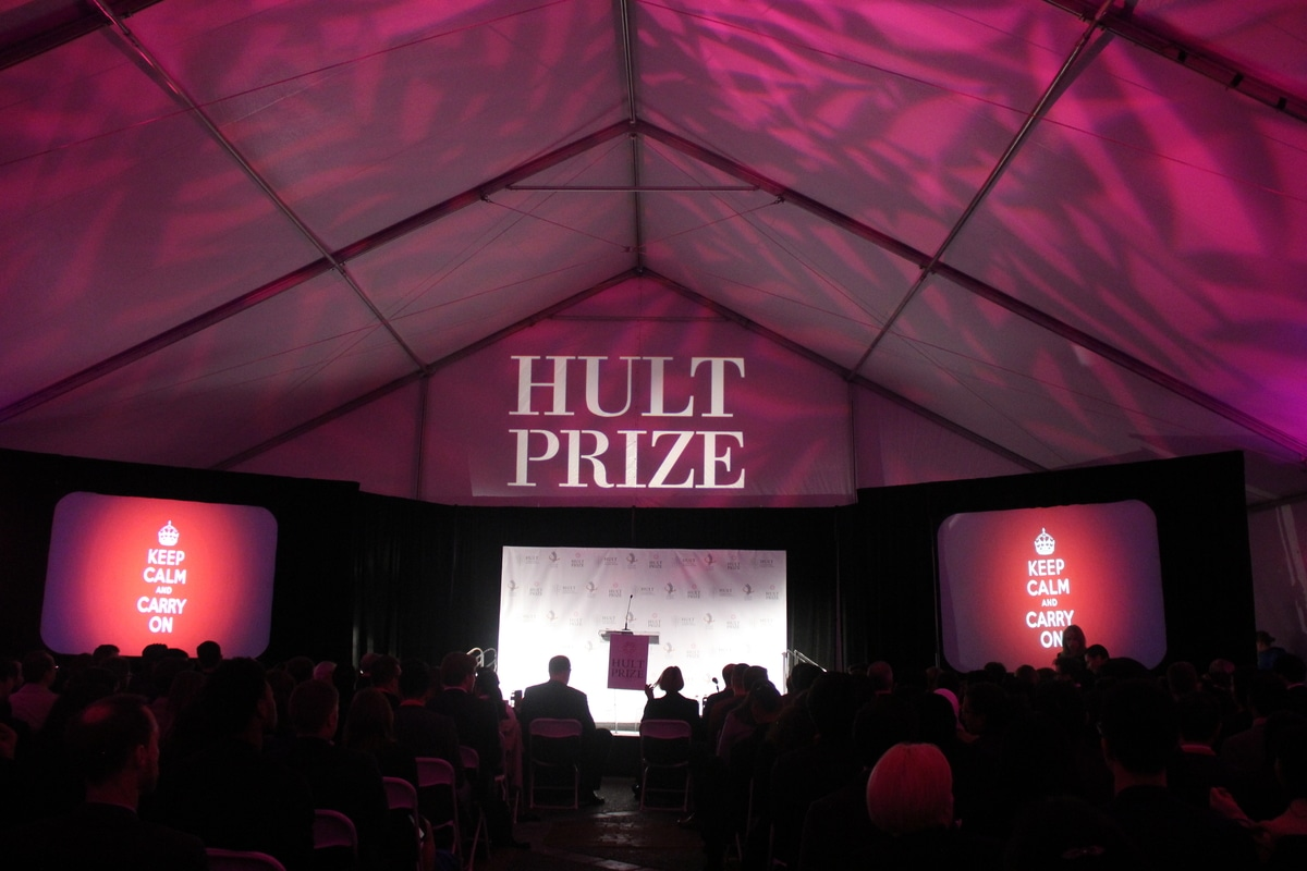 Behind the scenes: Hult Prize San Francisco