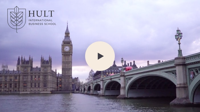 Take a tour of Hult life in London