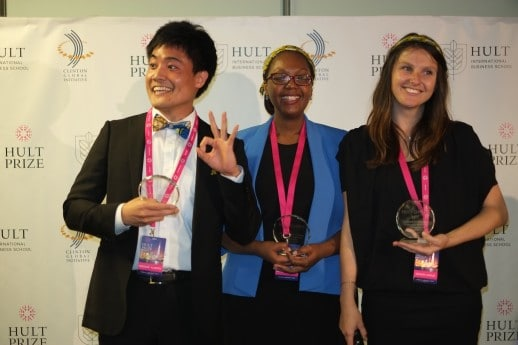 Can 3 Hult students revolutionize street vending in Africa?
