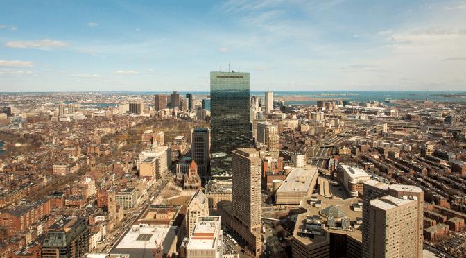 London, San Francisco—and now Boston!