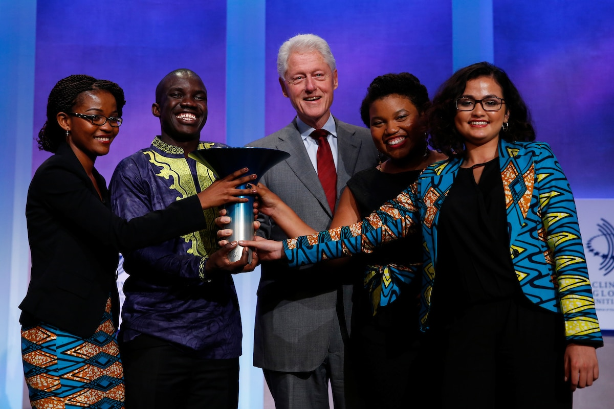 Hult Prize 2016 winners set to double income of urban slum dwellers
