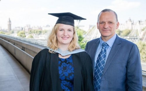 Why This Father-Daughter Duo Left Norway To Study International Business Together At Hult