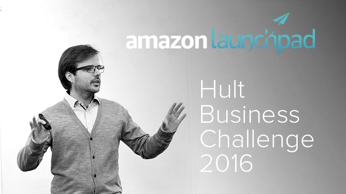 Hult tackles innovation with Amazon Launchpad