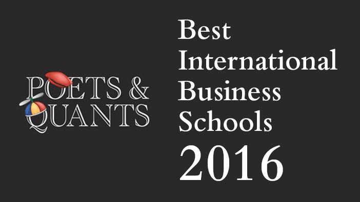 Hult reviewed as one of Poets & Quants Best International Business Schools