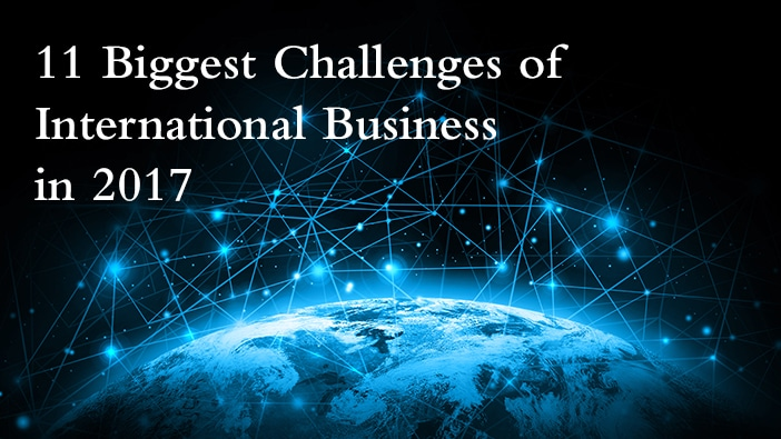 challenges of international business