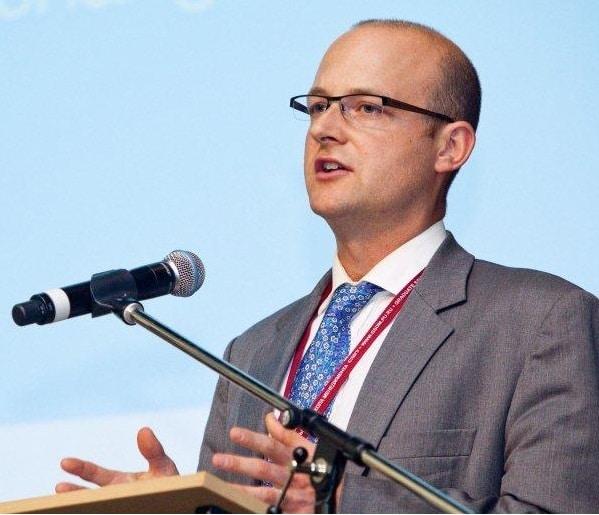 Inspiring professors: Matt Gitsham is putting ethics at the heart of global business