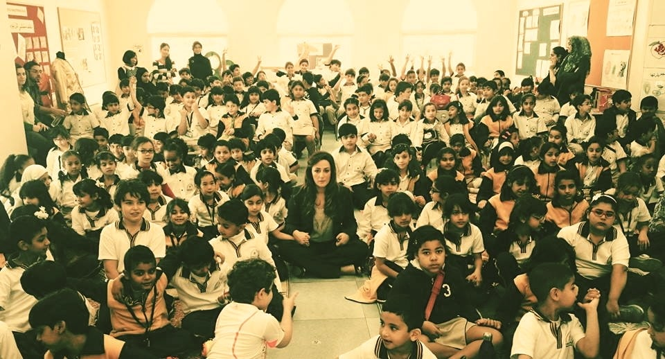 Inspiring Professors: Dr. Samineh Shaheem's fight to end bullying in the UAE