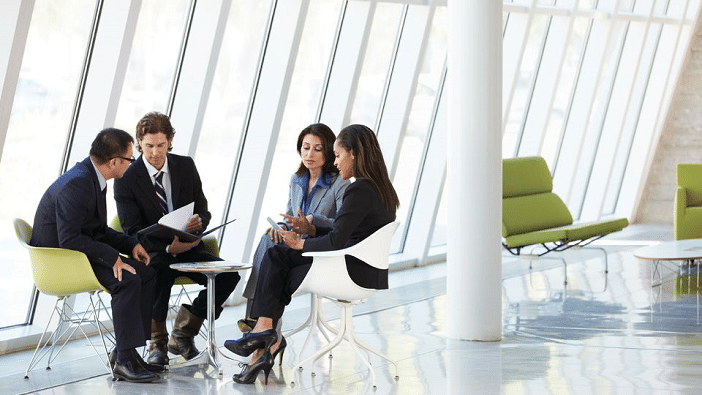 Leading people back to a human workplace