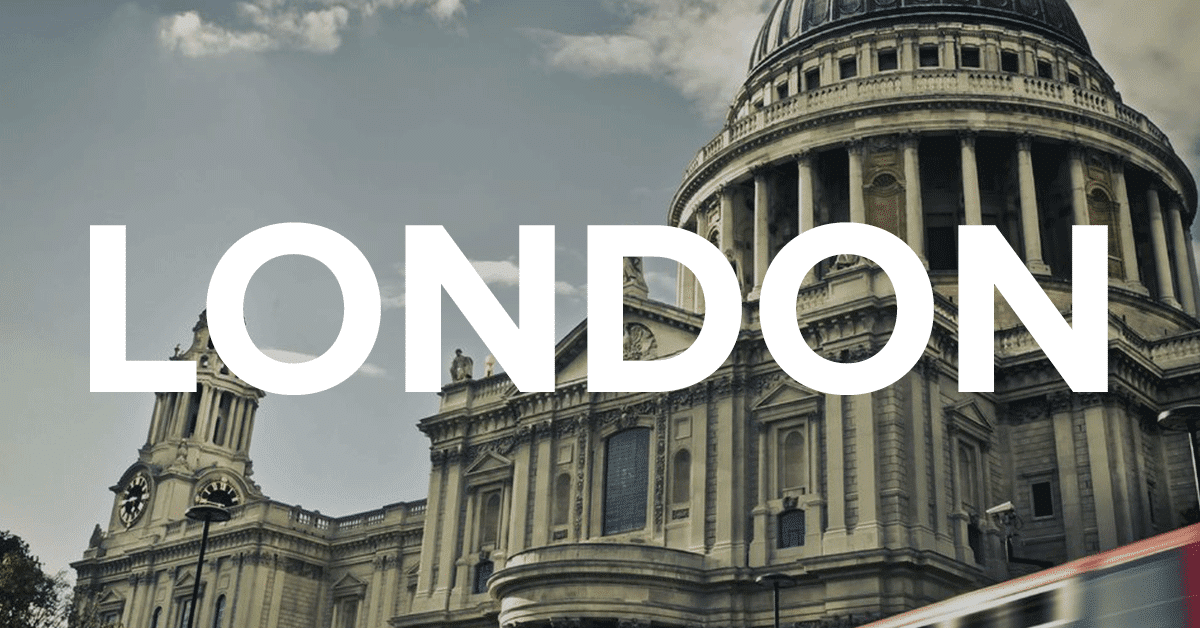 Top 3 reasons why London is the best city on earth
