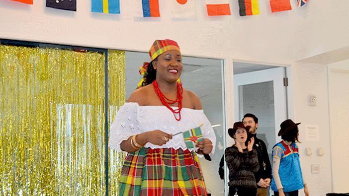 Celebrating culture at Hult