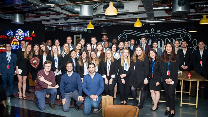 The Hult Business Challenge: Amazon Launchpad
