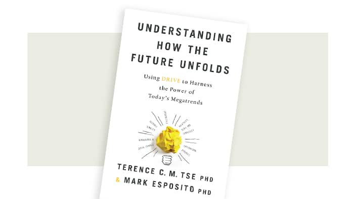 Faculty publications: Understanding how the Future Unfolds by Dr. Mark Esposito