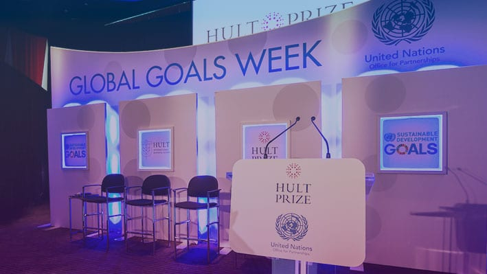 What do Hult and the Hult Prize have in common?